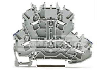 ZŁĄCZKA 2-PIĘTROWA N/L 2,5mm2