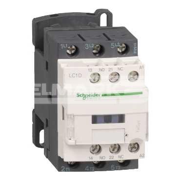 STYCZNIK D 3P,AC3-18A,NO+NZ 24VDC
