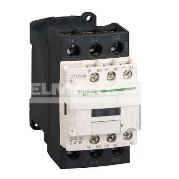 STYCZNIK D 3P AC3-38A NO+NZ 24VDC29230709